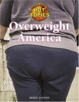 Cover image for Overweight America