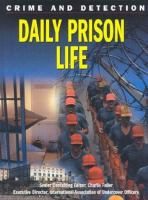 Cover image for Daily prison life