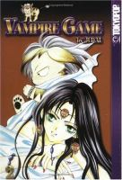 Cover image for Vampire game