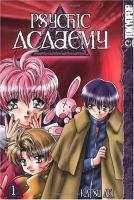 Cover image for Psychic Academy