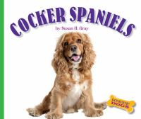 Cover image for Cocker spaniels