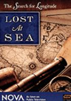 Cover image for Lost at sea. The search for longitude