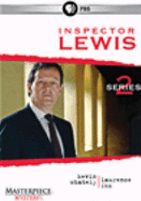 Cover image for Inspector Lewis Series 2