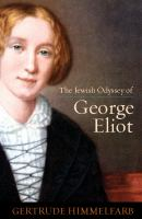 Cover image for The Jewish odyssey of George Eliot