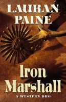 Cover image for Iron marshal : a Western duo