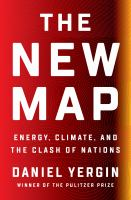 Cover image for The new map : energy, climate, and the clash of nations