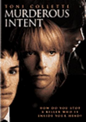 Cover image for Murderous intent
