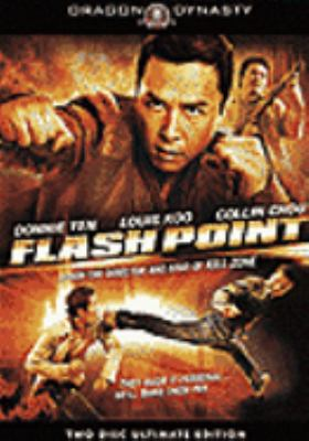 Cover image for Flash point