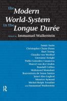 Cover image for The modern world-system in the longue durée