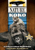 Cover image for Nature. A conversation with Koko