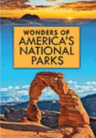 Cover image for Wonders of America's National Parks