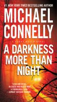 Cover image for A darkness more than night Harry Bosch Series, Book 7.