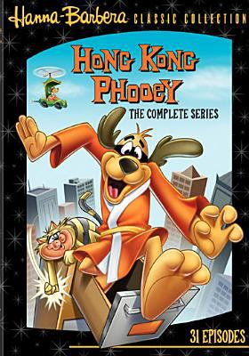 Cover image for Hong Kong Phooey. The complete series