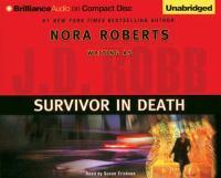 Cover image for Survivor in death