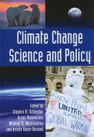 Cover image for Climate change science and policy