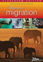 Cover image for Disneynature. Migration