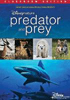 Cover image for Predator and prey