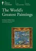 Cover image for The world's greatest paintings