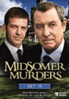 Cover image for Midsomer murders Set 15