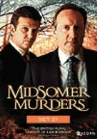 Cover image for Midsomer murders Set 21