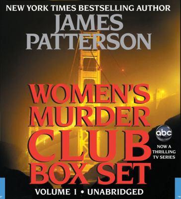 Cover image for Women's murder club box set. Volume 1