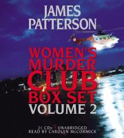 Cover image for Women's murder club box set. Volume 2