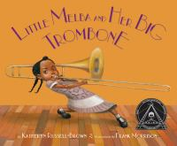 Cover image for Little Melba and her big trombone