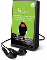Cover image for Rapid Italian. Vol. 1