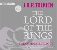 Cover image for The lord of the rings the complete trilogy