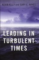 Cover image for Leading in turbulent times