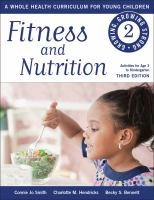 Cover image for Growing, growing strong : a whole health curriculum for young children. Fitness and nutrition