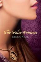 Cover image for The false princess