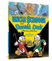 """Cover image for Walt Disney's Uncle Scrooge and Donald Duck ; """"the Son of the sun"""""""