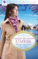 Cover image for Cherry blossom capers four-in-one collection
