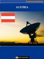 Cover image for Austria communications