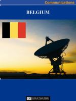 Cover image for Belgium communications