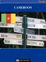 Cover image for Cameroon travel.