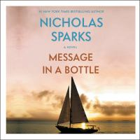 Cover image for Message in a bottle