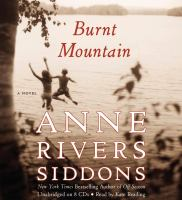 Cover image for Burnt Mountain