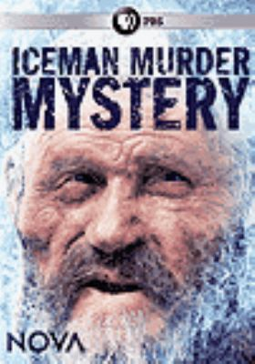 Cover image for Iceman murder mystery