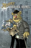 Cover image for Muppet Sherlock Holmes