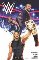 Cover image for WWE