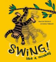 Cover image for Swing! like a monkey