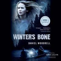 Cover image for Winter's bone