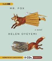 Cover image for Mr. Fox