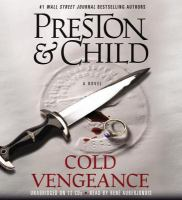 Cover image for Cold vengeance