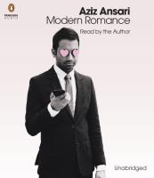Cover image for Modern romance