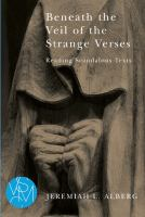 Cover image for Beneath the veil of the strange verses reading scandalous texts