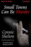 Cover image for Small towns can be murder