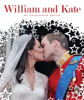 Cover image for William and Kate